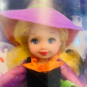 2008 Trick or Treat Kelly Barbie